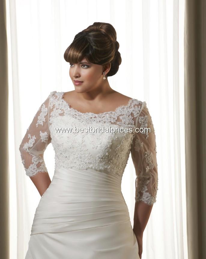 Vestidos de novia cortos xl