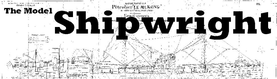 The Model Shipwright