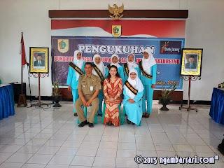 Pengukuhan Bunda PAUD Desa/Kelurahan Se Eks Distrik Baturetno