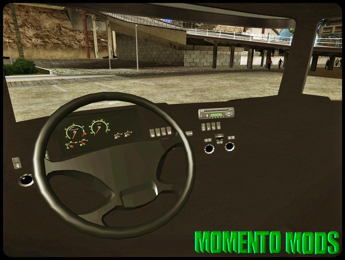 GTA SA  - Scania R440 + ImVehFT