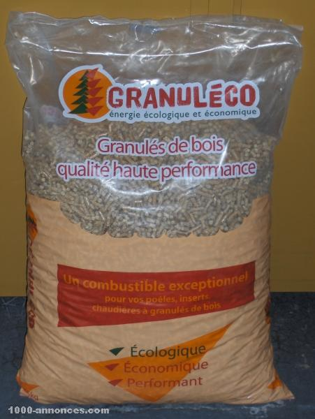 Europe wood pellets directory granuleco from france