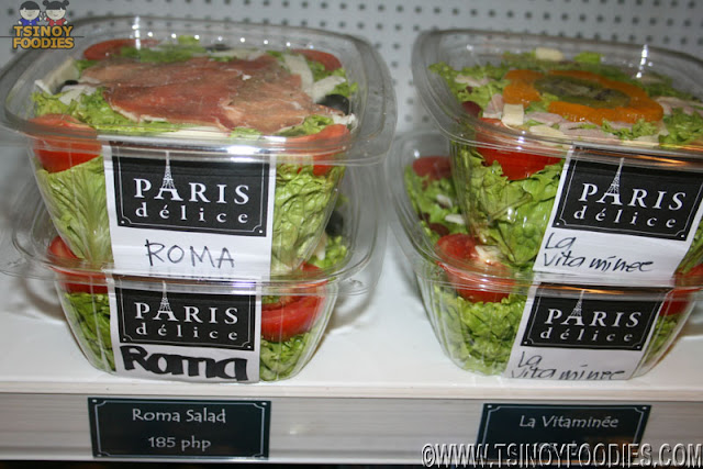 paris delice salad