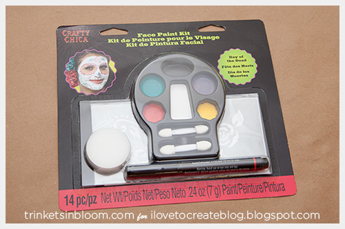 http://ilovetocreateblog.blogspot.com/2014/10/crafty-chica-face-paint-kit.html