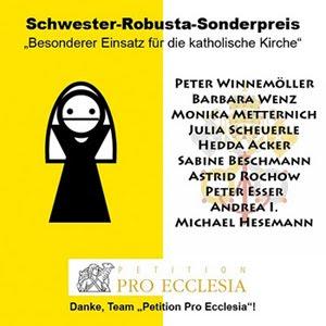 Schwester-Robusta-Sonderpreis