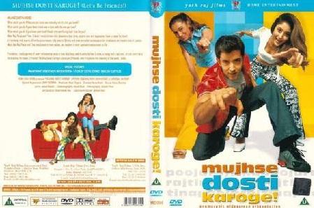 Mujhse Dosti Karoge! (2002) DVD