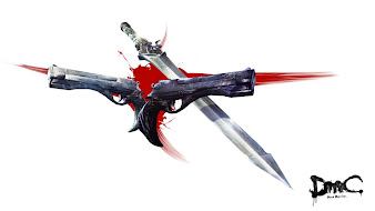 #5 Devil May Cry Wallpaper