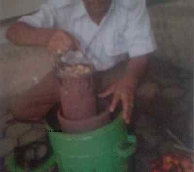 Kompor Biomassa