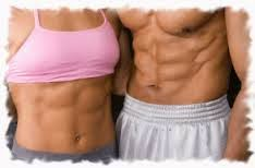 The Truth About Six Pack Abs. Weight loss programs and diets.