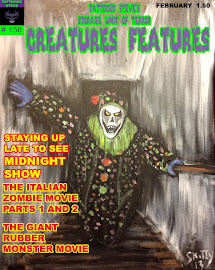 Tattooed Steve's Creatures Features Magazine