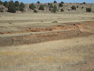wagon train ruts