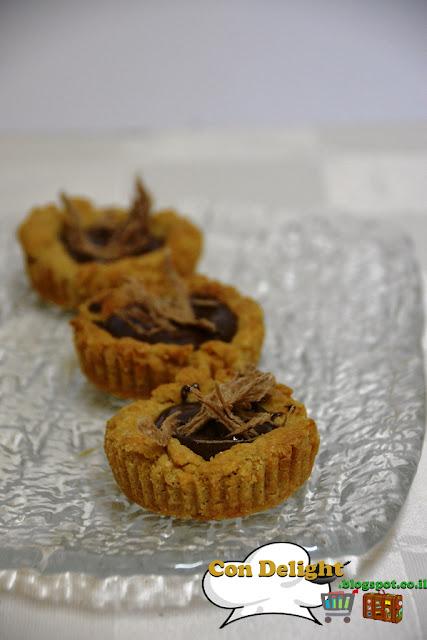 עוגיות במילוי שוקולד Chocolate cookies