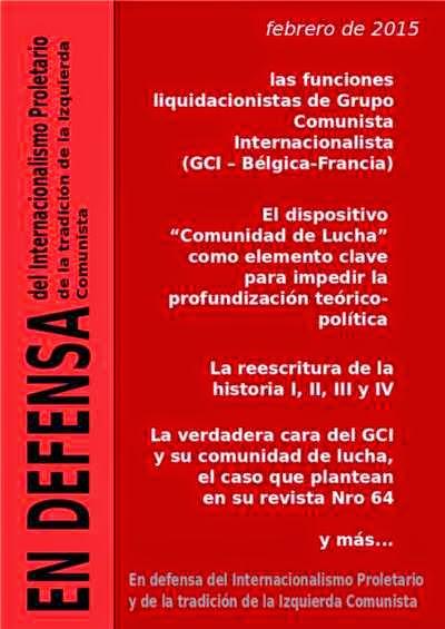 PDF de En Defensa del Internacionalismo Proletario Nro 1