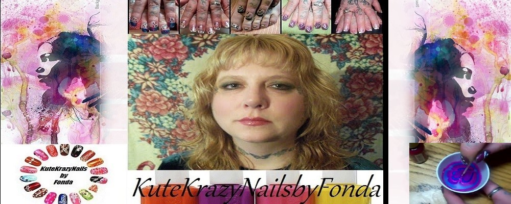 Nail Art Blog : Kute &amp; Krazy Nails by Fonda