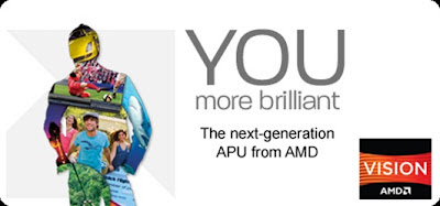 AMD APU A-Series Second Generation Terbaik Untuk PC Mobile