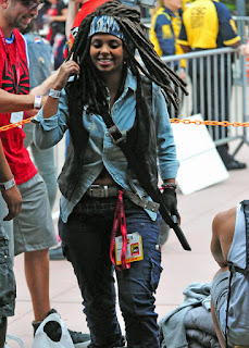Michonne Costume :: 101 MORE Halloween Costumes for Women