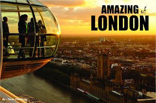 Paket Tour Ke London Inggris