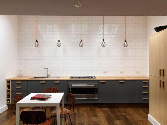 Ideas para una cocina de diseño low cost