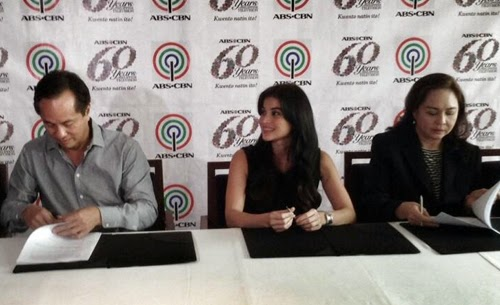 Anne Curtis signs new contract with abs-cbn