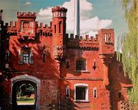 Twierdza w Brześciu - obecnie na terytorium Białorusi