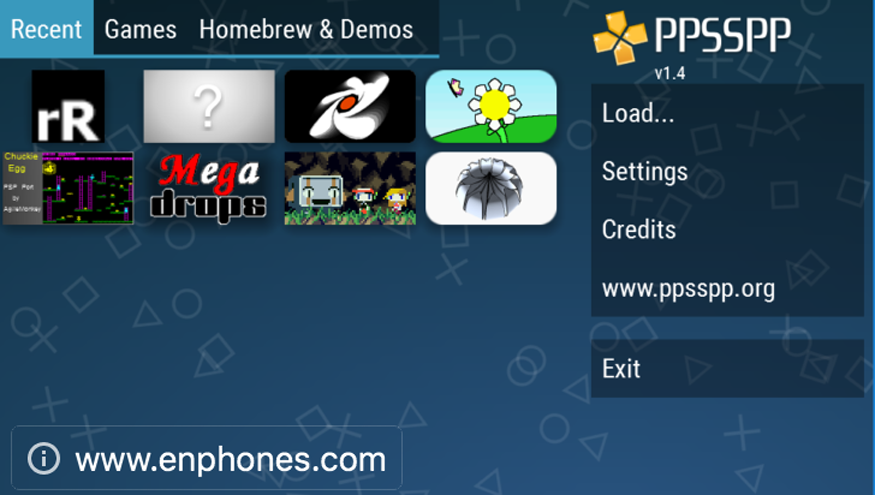 File Coc Ppsspp - Game Apk