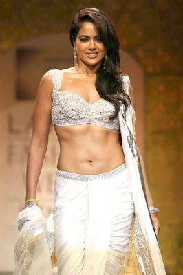 Sameera Reddy Ramp Walk Photos
