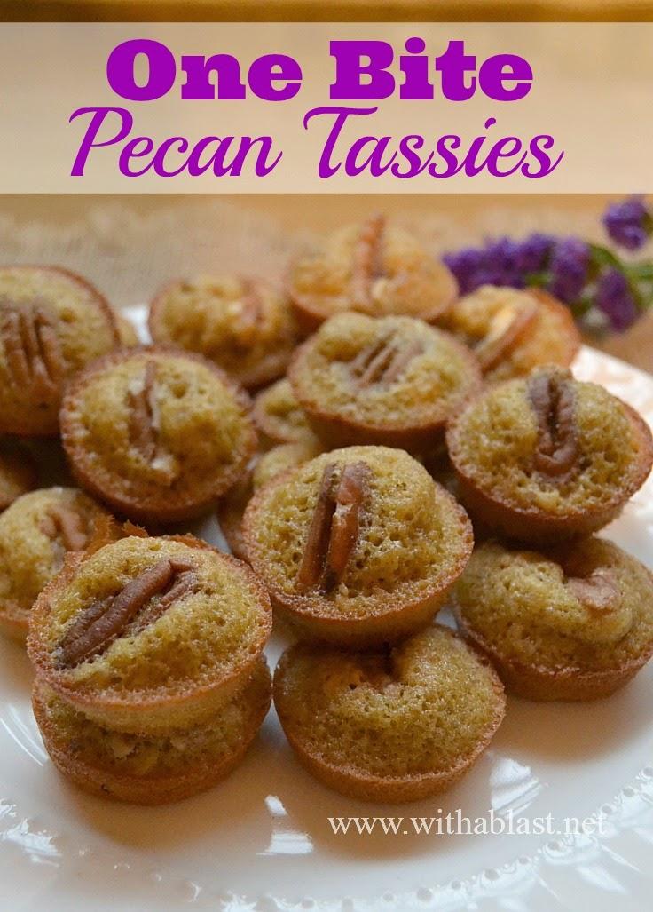 One-bite-pecan-tassies