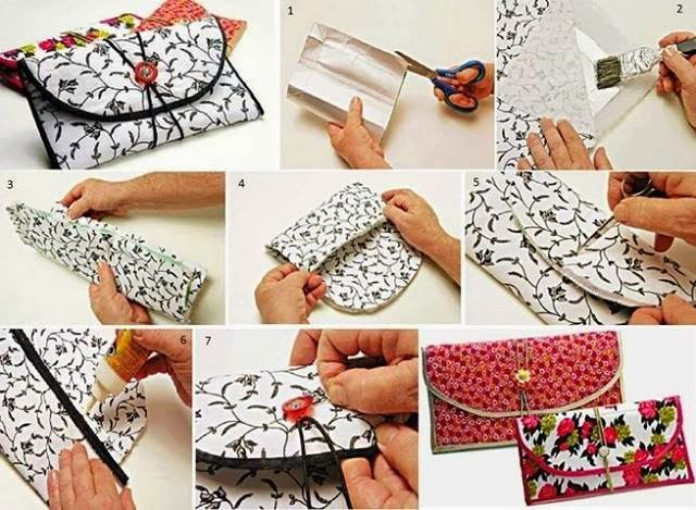 Making Of  Hand Bag...