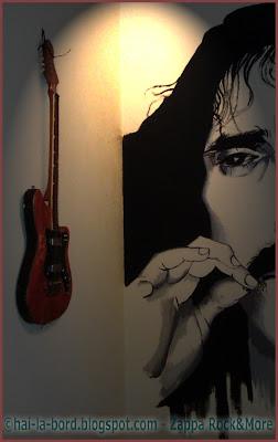 portret si chitara zappa rock&more