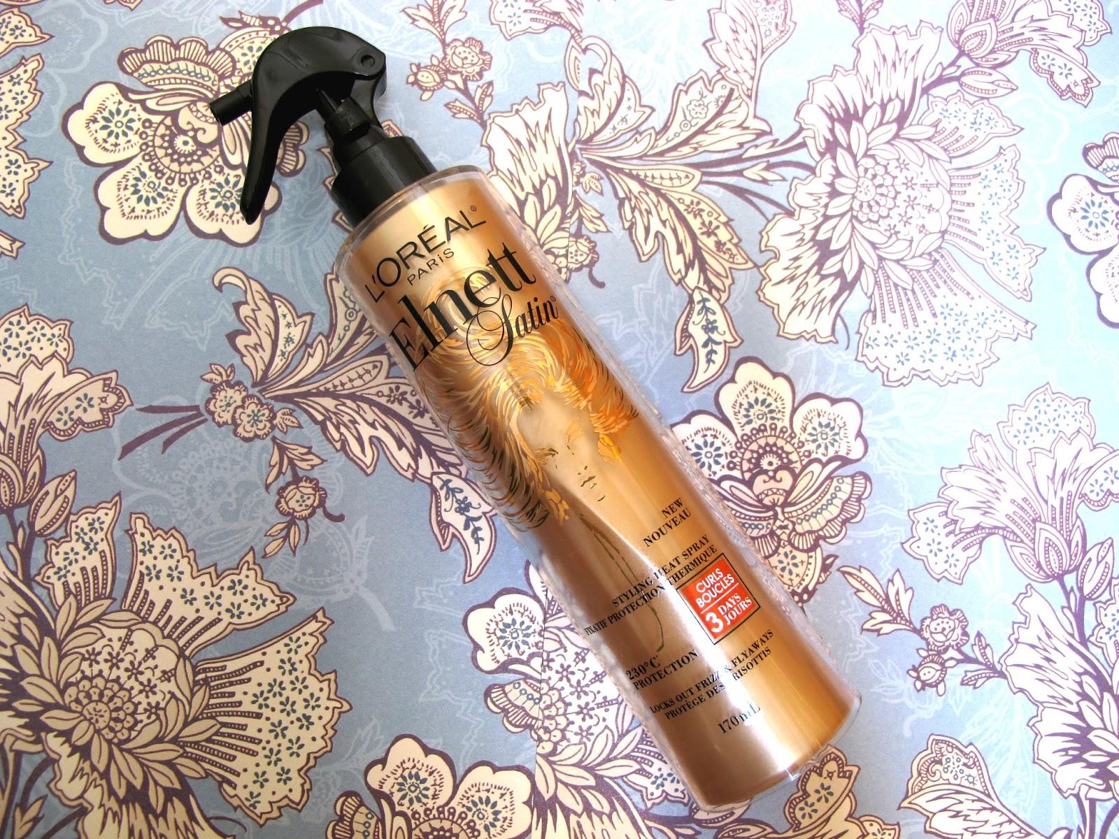 L'Oreal Elnett Heat Spray