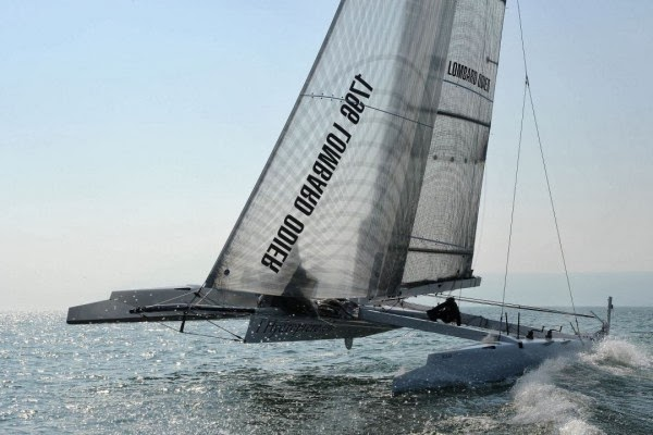 Hydroptere - World's Fastest Sailboat