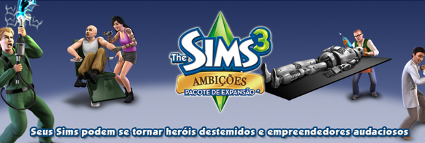 The Sims 3 Ambies