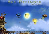 Sky Defender Joe's Story walkthrough.