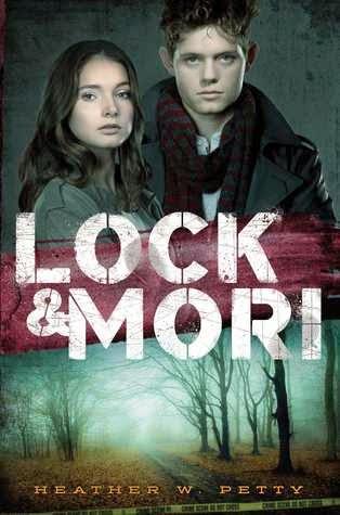 Lock & Mori Heather W. Petty cover
