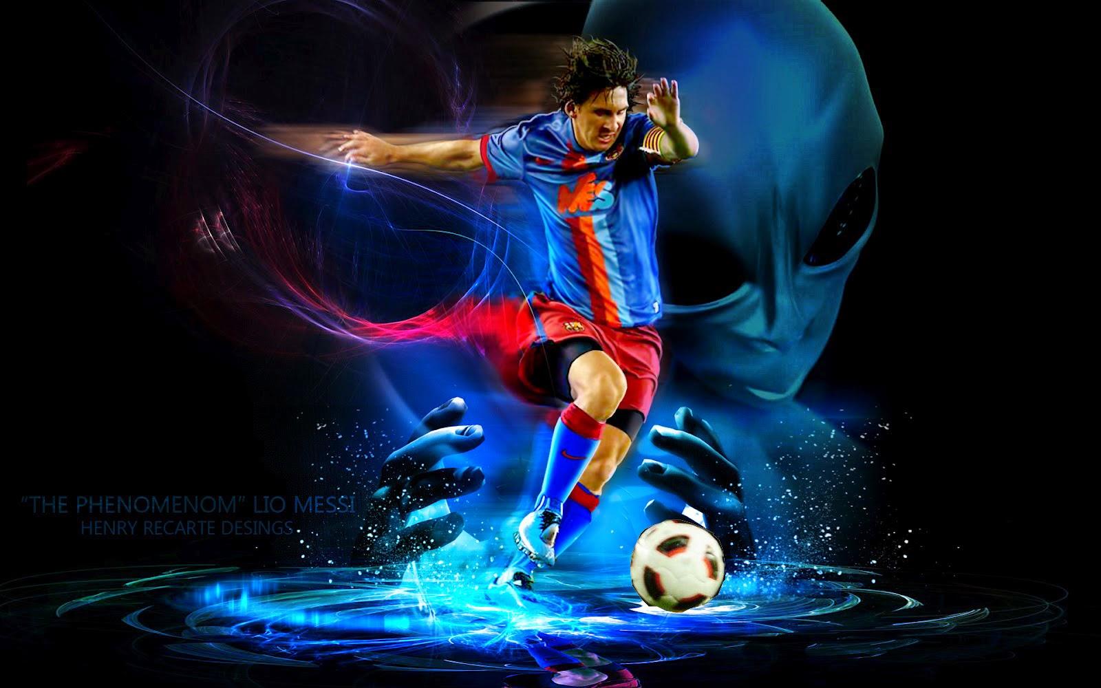 how to play football like messi