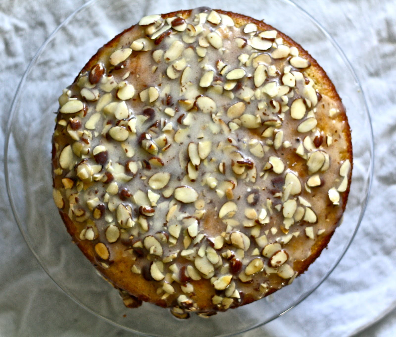 Sparrows & Spatulas: Home Is Where The Heart Is: Almond Olive-Oil ...