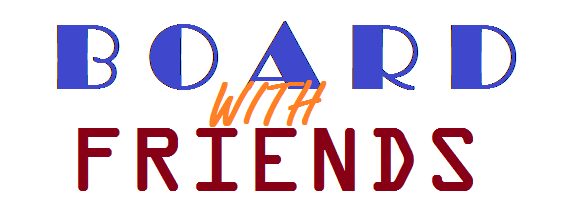 Board with Friends podcast