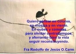 Gracias Fra Rodolfo
