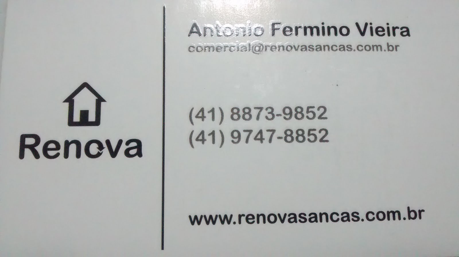 RENOVA SANCAS DE ISOPOR E DRYWALL
