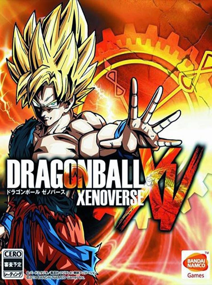 Dragon Ball Xenoverse PC Cover caratula