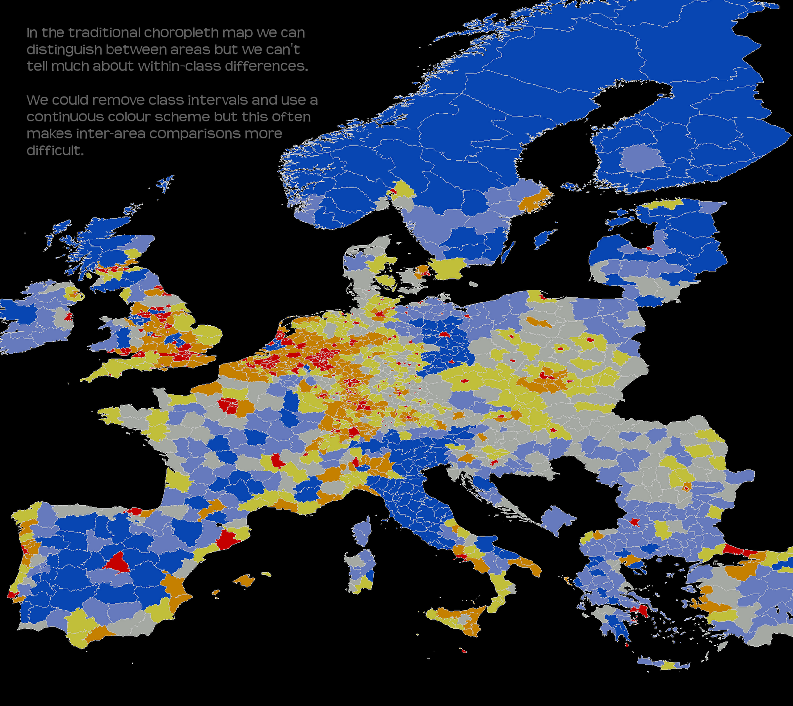 Under The Raedar Why I Like D Maps - Germany nuts 3 map