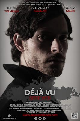 Déjà Vu - Serie web online colombia cine