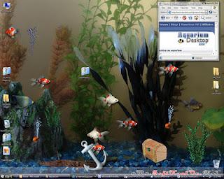 Tema Bergerak Aquarium 3d Untuk Windows 7 Ultimate
