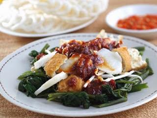 Resep Sayur Rujak Kangkung