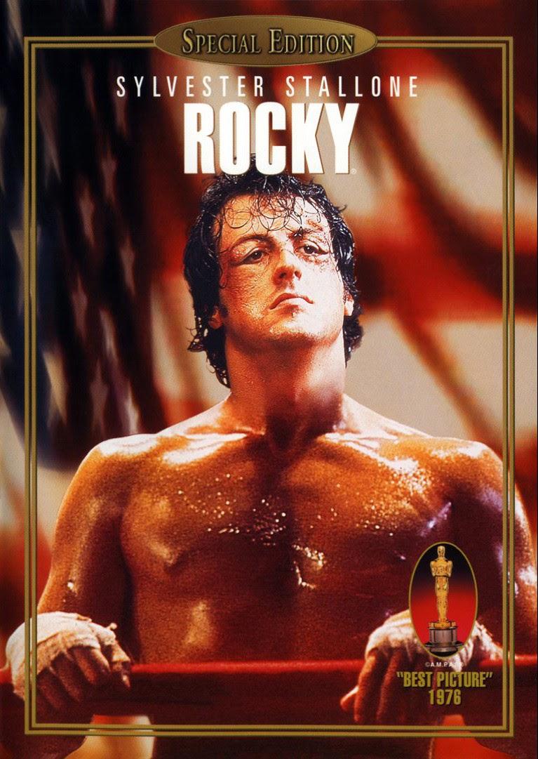 descargar Rocky – DVDRIP LATINO