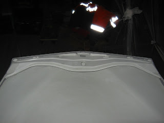 Seam sealing bonnet