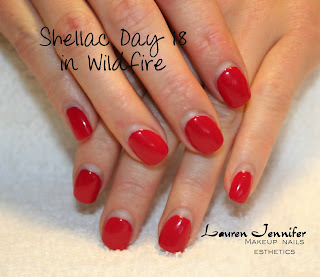 Lauren Jennifer In Style: CND Shellac is the way of the Future!