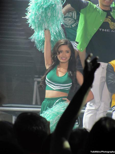 kim chiu hot cheerleader
