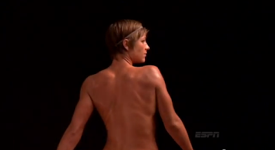 Abby Wambach Body Issue Pictures