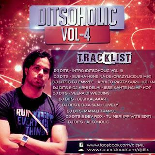 DJ DITS - DITSOHOLIC VOL.04