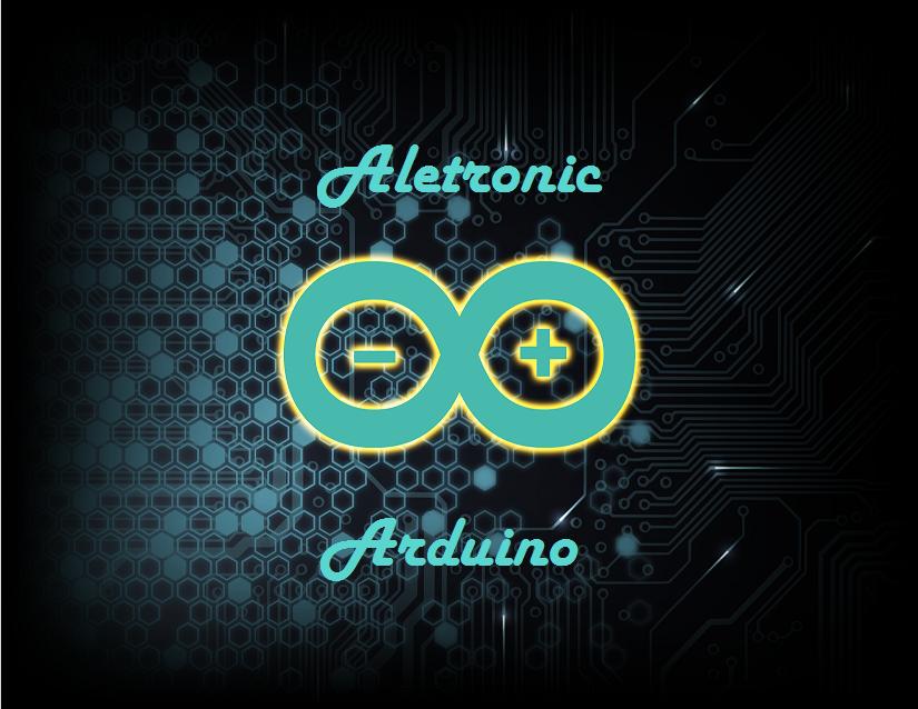 Aletronic arduino boas vindas do arduíno aos